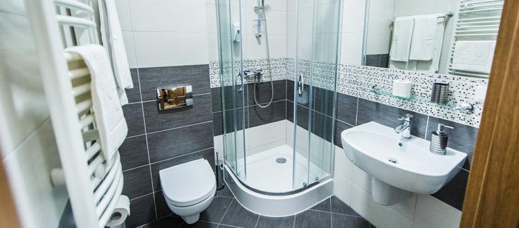 Eskapada - pokój 2 - łazienka