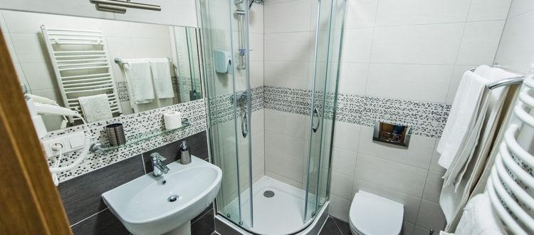 Eskapada - pokój 1 - łazienka