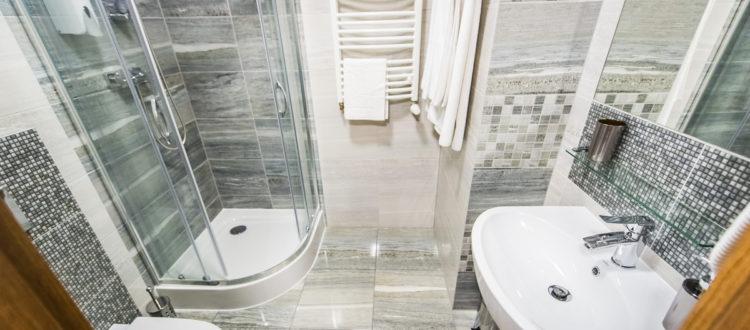 Eskapada - pokój 7-łazienka
