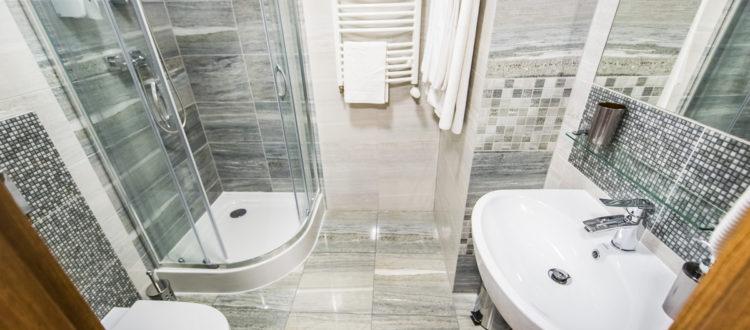Eskapada - pokój 6 -łazienka